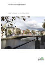Cork City Hall - Meet In Ireland