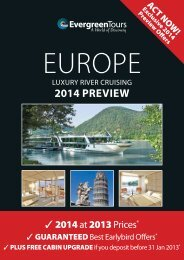 fly free to europe return - Evergreen Tours