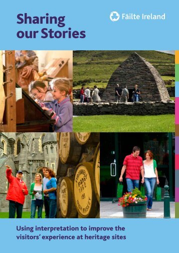 Download the 'Sharing Our Stories' manual - Failte Ireland