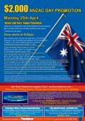 Ph 9807 5188 - Ryde Eastwood Leagues Club - Page 6