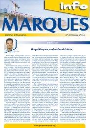 3º Trimestre 2010 - Grupo Marques