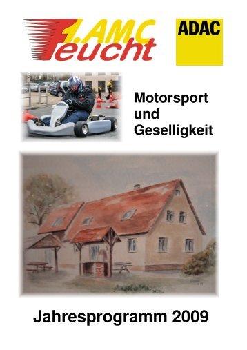 Ausgabe 2009 (4,7 MB pdf) - 1. AMC Feucht