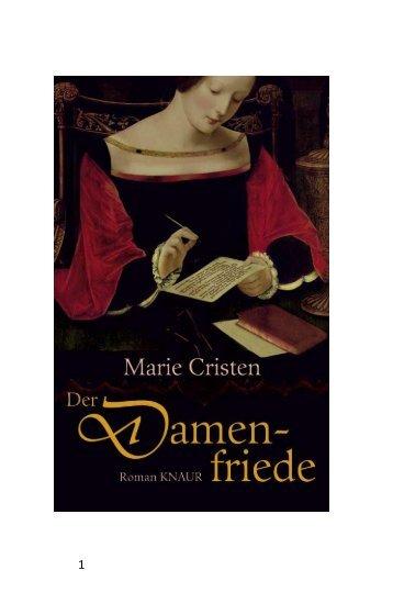 Verlangen - Marie Cristen, Gabriele Marie Cristen