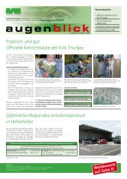 news - beim Verband KVA Thurgau