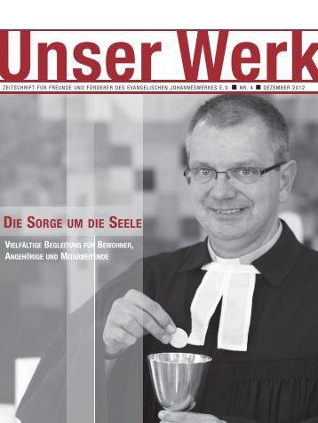 Unser Werk - Johanneswerk