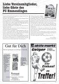 FV Herbolzheim Stadionheft News 2011-2012.indd - Fußballverein ... - Seite 3