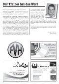 FV Herbolzheim Stadionheft News 2011-2012.indd - Fußballverein ... - Seite 4