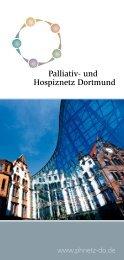Würde des Sterbens - Palliativ- und Hospiznetz Dortmund