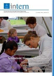 Diagnose Pfotenbruch - Krankenhaus Barmherzige Brüder
