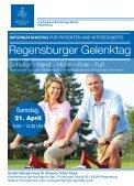 OrthoJournal - Regensburger OrthopädenGemeinschaft - Page 4