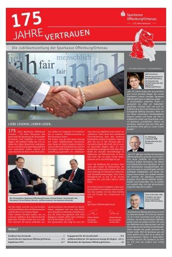 VERTRAUEN - Sparkasse Offenburg/Ortenau
