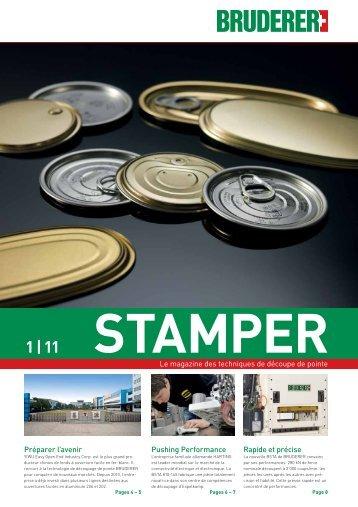 1 | 11 Stamper - E. Bruderer Maschinenfabrik AG