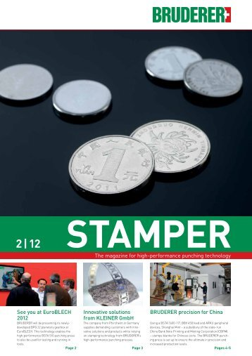 stamper 2/12 - E. Bruderer Maschinenfabrik AG