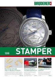 Stamper - E. Bruderer Maschinenfabrik AG