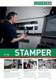 1 | 12 Stamper - E. Bruderer Maschinenfabrik AG