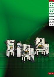 Company Profile - E. Bruderer Maschinenfabrik AG