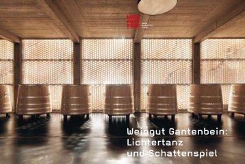 Weingut Gantenbein - bei Gantenbein Wein