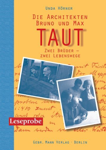 Leseprobe - Gebr. Mann Verlag