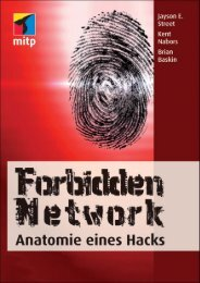 Forbidden Network : Inhaltsverzeichnis - Mitp