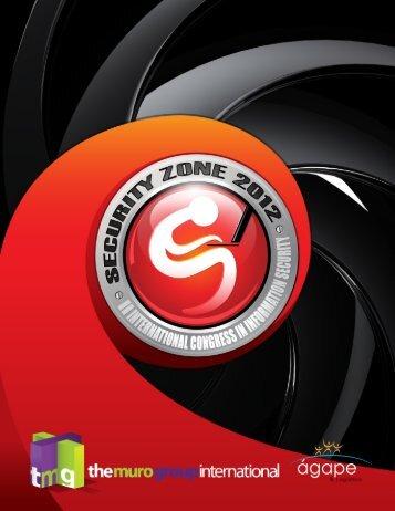 Security Zone 2012 Brochure