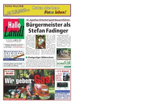 Neu leute kennenlernen in trautmannsdorf an der leitha. Markt