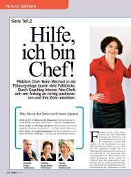 Hilfe, ich bin Chef - Dr. Regina Maria Jankowitsch