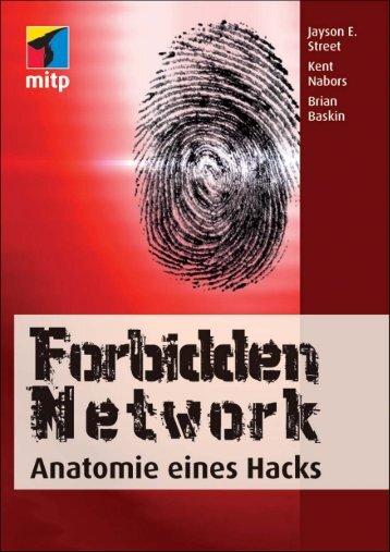 Forbidden Network : Stichwortverzeichnis - Mitp
