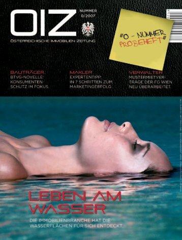 OIZ 0Nummer_LF - Logo von Immobilien- und ...