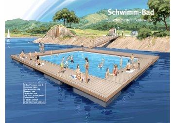 Schwimm-Bad - Polyplan