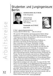 Teil 5 - (VDI) Berlin-Brandenburg
