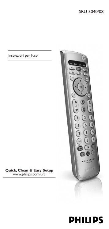 SRU 5040/08 - Philips