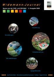 WS·LANDCAD 2010 Die neue Version Bei - Widemann Systeme ...