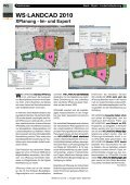 WS·LANDCAD 2010 Die neue Version Bei - Widemann Systeme ... - Page 4