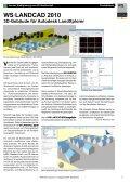 WS·LANDCAD 2010 Die neue Version Bei - Widemann Systeme ... - Page 5