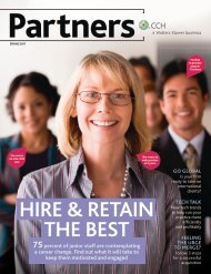Partners - CCH