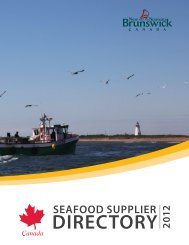 Seafood Directory