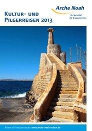 PDF-Version - Arche Noah Reisen