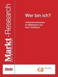 Unternehmenswerte im Mittelstand - Energieforen Leipzig GmbH