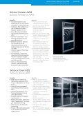 Schüco Fenster AWS und Türen ADS Schüco ... - Berlings Glas AB - Page 3