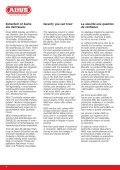 Türtechnik Door Security Sécurité pour Porte - Neue Seite 1 - Page 2