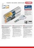 Türtechnik Door Security Sécurité pour Porte - Neue Seite 1 - Page 5
