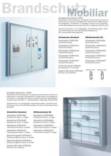 Katalogseite BST Brandschutz A4 Flyer 6-10.indd - bst-systeme