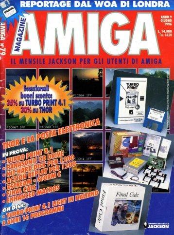 Amiga Magazine Online