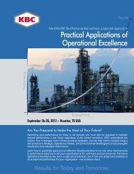 Download seminar brochure here. - KBC