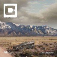 Summer 2011 Issue - The Art Institutes