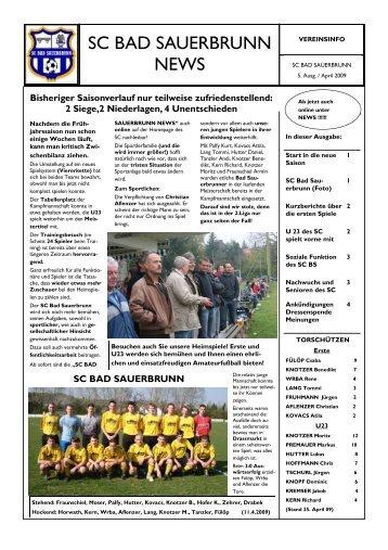 SC BS Info5.pub - SC Bad Sauerbrunn