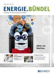 Intelligente Zähler - BS Energy