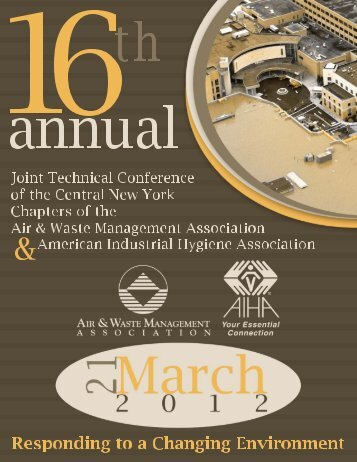 air & waste management association - Awma-cny.org