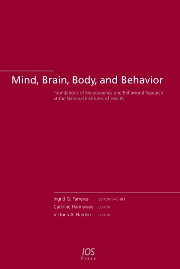Mind, Brain, Body, and Behavior - Office of NIH History - National ...