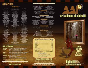 14 - Art Alliance of Idyllwild